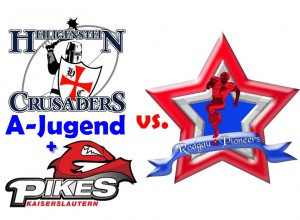 A-Jugend + Pikes vs. Rodgau