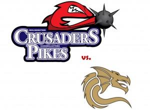 Logo_crusaderPikes_2013 artikelbild vs. gießen